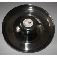 Stainless steel bowl for puppy