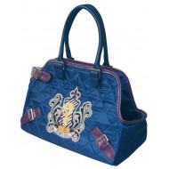 Borsa blue bag 40x20x28cm